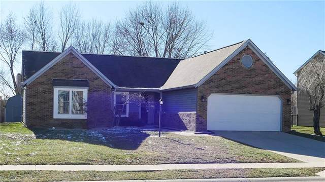 4241 Saffron Drive, Indianapolis, IN 46237 (MLS #21761267) :: Realty ONE Group Dream