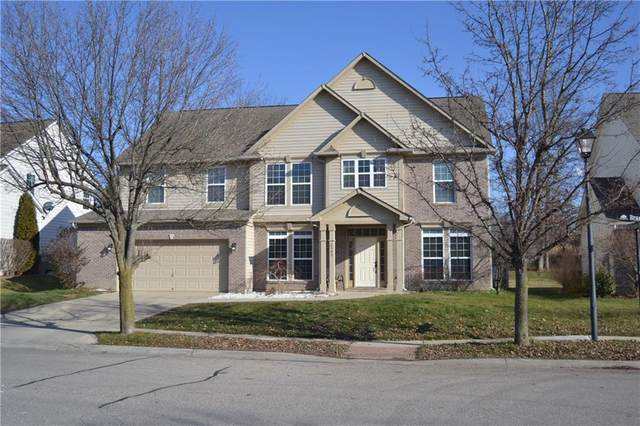 2945 Braeburn Drive, Columbus, IN 47201 (MLS #21761268) :: Mike Price Realty Team - RE/MAX Centerstone