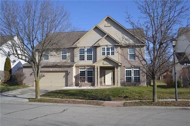 2945 Braeburn Drive, Columbus, IN 47201 (MLS #21761268) :: Anthony Robinson & AMR Real Estate Group LLC