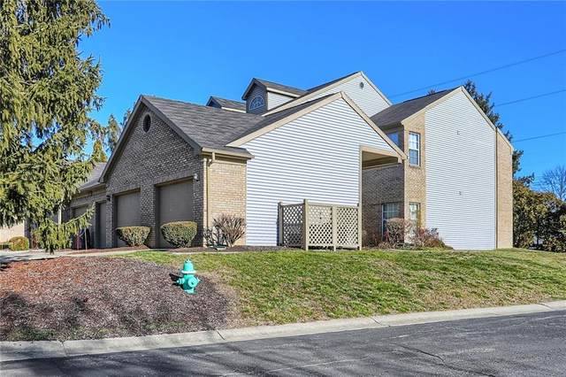 3701 Magenta Lane #4, Indianapolis, IN 46214 (MLS #21761280) :: Mike Price Realty Team - RE/MAX Centerstone