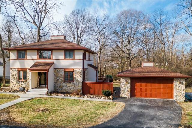 6610 Derbyshire Road, Indianapolis, IN 46227 (MLS #21761305) :: The Indy Property Source