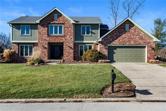 184 Berkshire Lane, Noblesville, IN 46062 (MLS #21761320) :: The Evelo Team
