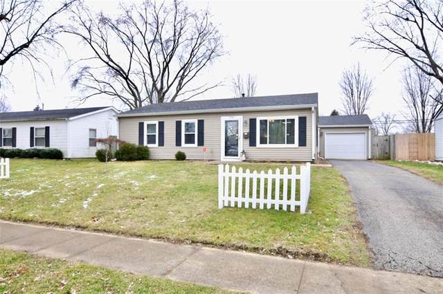 930 Highlander Drive, Plainfield, IN 46168 (MLS #21761331) :: Mike Price Realty Team - RE/MAX Centerstone