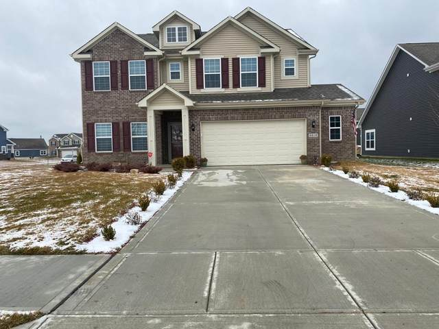 6210 N Cedarwood Drive, Mccordsville, IN 46055 (MLS #21761332) :: The Evelo Team