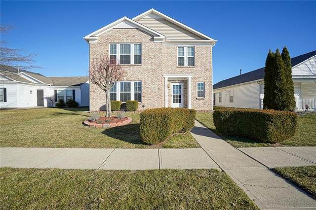 830 Saraina Road, Shelbyville, IN 46176 (MLS #21761337) :: Realty ONE Group Dream
