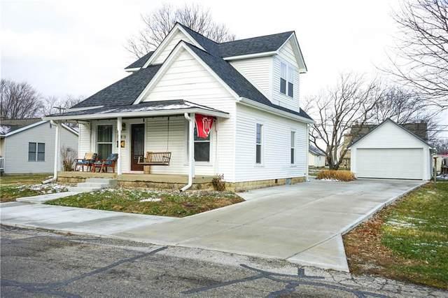 69 N West Street, Bargersville, IN 46106 (MLS #21761342) :: Heard Real Estate Team | eXp Realty, LLC