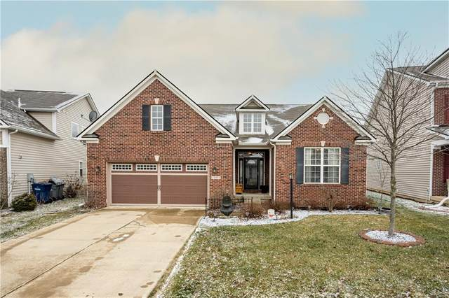 12364 Cold Stream Road, Noblesville, IN 46060 (MLS #21761346) :: Realty ONE Group Dream