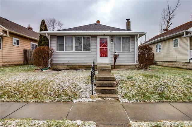 125 N 6TH Avenue, Beech Grove, IN 46107 (MLS #21761358) :: Mike Price Realty Team - RE/MAX Centerstone