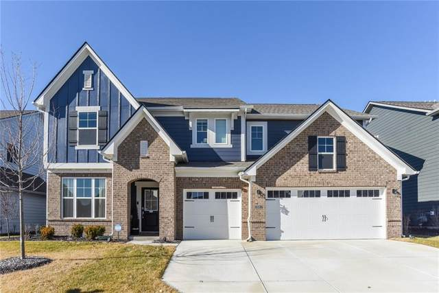 17331 Americana Crossing, Noblesville, IN 46060 (MLS #21761359) :: The Evelo Team