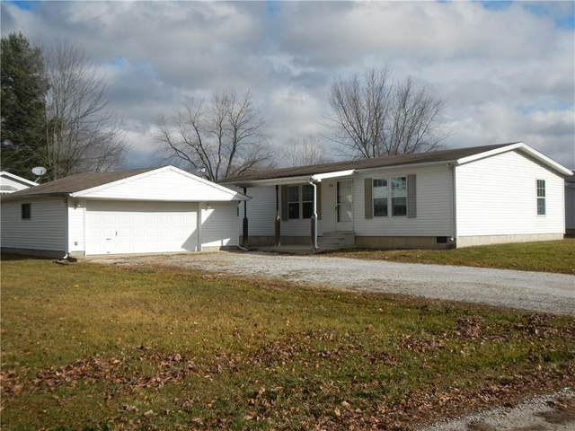369 Cool Evening Road, Cloverdale, IN 46120 (MLS #21761378) :: Heard Real Estate Team | eXp Realty, LLC
