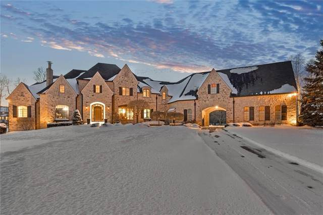 11558 Ridge Valley Court, Zionsville, IN 46077 (MLS #21761394) :: The Indy Property Source