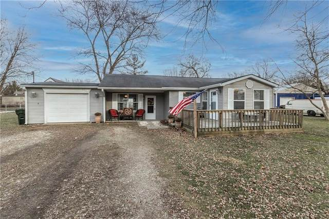 645 S Pennsylvania Street, Greenfield, IN 46140 (MLS #21761401) :: AR/haus Group Realty