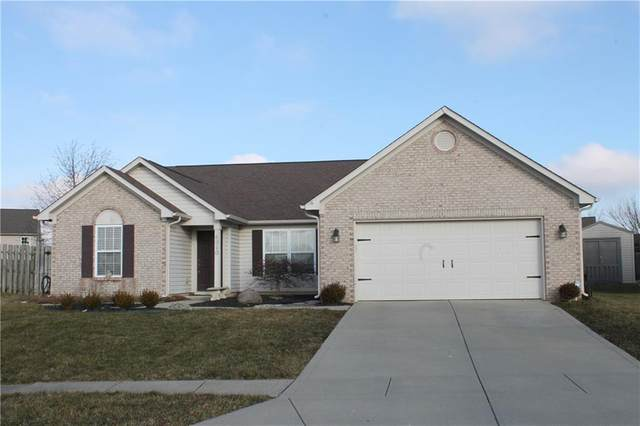 6310 Green Grass Lane, Whitestown, IN 46075 (MLS #21761423) :: Realty ONE Group Dream