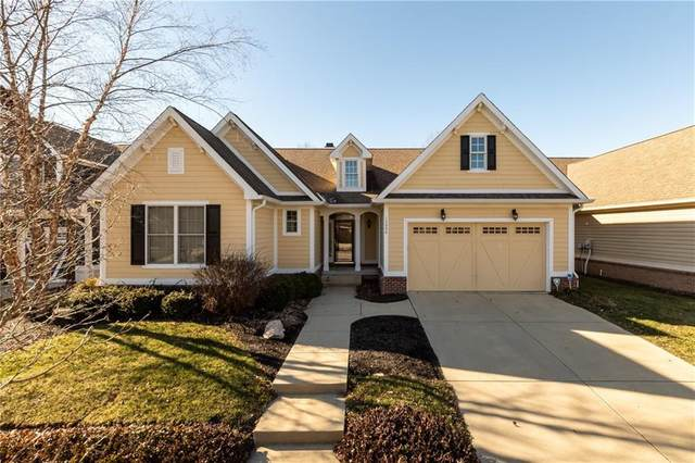 13004 Saxony Boulevard, Fishers, IN 46037 (MLS #21761424) :: AR/haus Group Realty