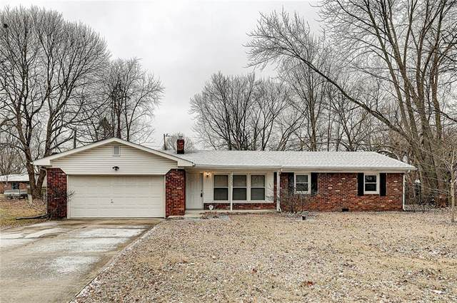 3532 W 55th Street, Indianapolis, IN 46228 (MLS #21761427) :: David Brenton's Team
