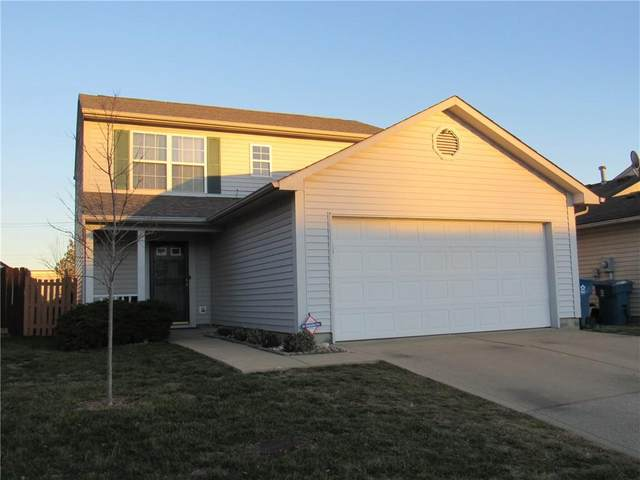 1235 Country Creek Court, Indianapolis, IN 46234 (MLS #21761432) :: The Evelo Team