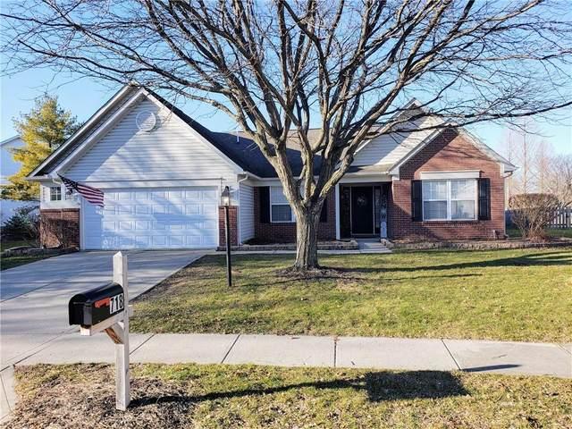 718 Homestead Way, Brownsburg, IN 46112 (MLS #21761441) :: Realty ONE Group Dream