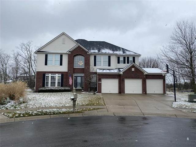 420 Gateshead Court, Westfield, IN 46074 (MLS #21761463) :: The Evelo Team