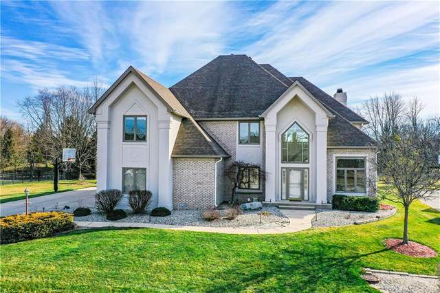 10064 Water Crest Drive, Fishers, IN 46038 (MLS #21761468) :: Mike Price Realty Team - RE/MAX Centerstone