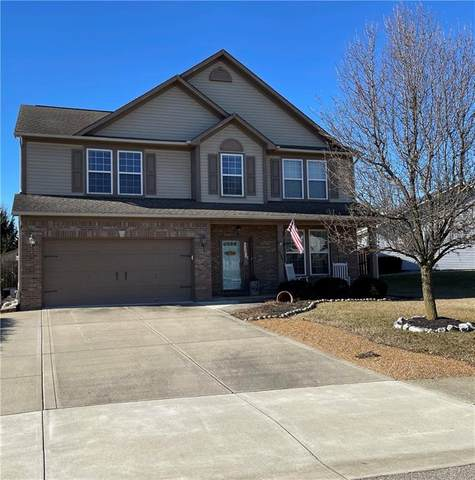4486 Princeton Park Drive, Columbus, IN 47201 (MLS #21761472) :: Realty ONE Group Dream