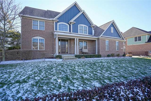 13675 Alston Drive, Fishers, IN 46037 (MLS #21761479) :: AR/haus Group Realty