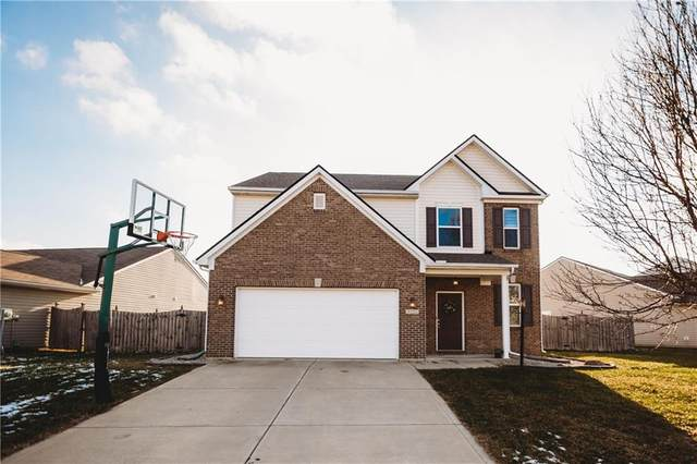 5221 Bombay Drive, Indianapolis, IN 46239 (MLS #21761483) :: The Evelo Team