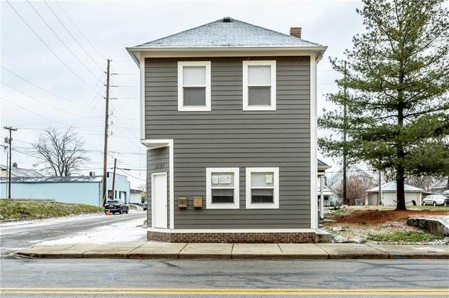 2101 S East Street A, Indianapolis, IN 46225 (MLS #21761488) :: Realty ONE Group Dream