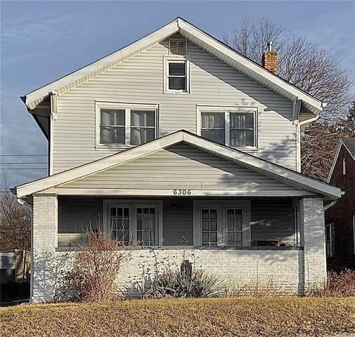 6306 E Washington Street, Indianapolis, IN 46219 (MLS #21761490) :: Richwine Elite Group