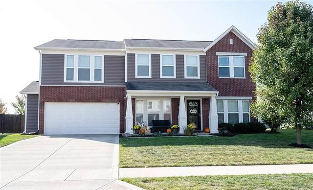 6135 W Brickell Lane, Mccordsville, IN 46055 (MLS #21761496) :: Realty ONE Group Dream