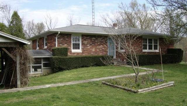 8632 W 2nd Street, Norman, IN 47264 (MLS #21761497) :: Realty ONE Group Dream
