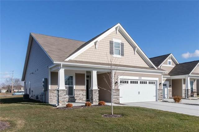 6024 Rockdell Drive, Indianapolis, IN 46237 (MLS #21761506) :: Mike Price Realty Team - RE/MAX Centerstone