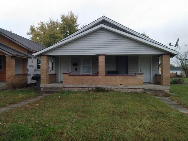 1538 N Grant Avenue, Indianapolis, IN 46201 (MLS #21761511) :: Heard Real Estate Team | eXp Realty, LLC