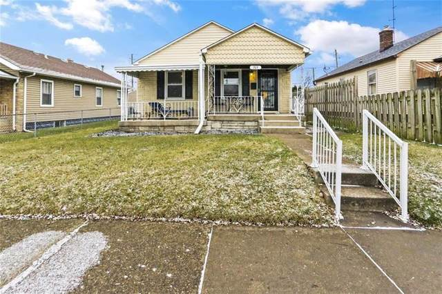 705 S Sherman Drive, Indianapolis, IN 46203 (MLS #21761513) :: AR/haus Group Realty
