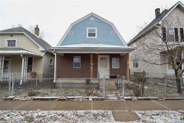 1134 Saint Peter Street, Indianapolis, IN 46203 (MLS #21761514) :: The Evelo Team