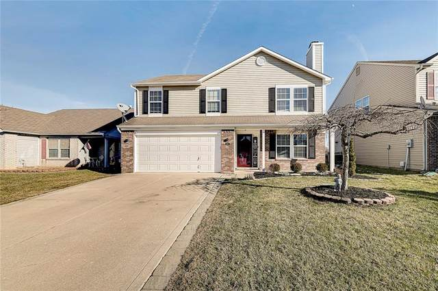 5827 Long Ridge Place, Indianapolis, IN 46221 (MLS #21761518) :: The Evelo Team