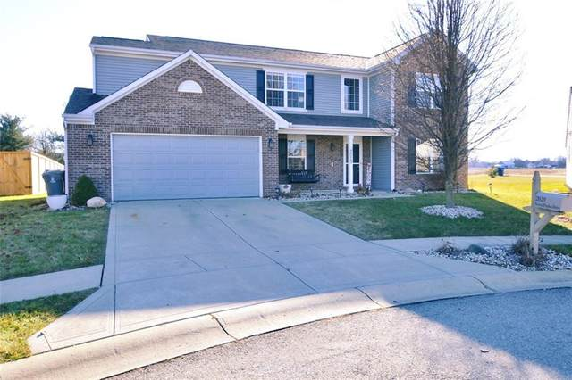 2029 Seven Peaks Drive, Cicero, IN 46034 (MLS #21761524) :: Anthony Robinson & AMR Real Estate Group LLC