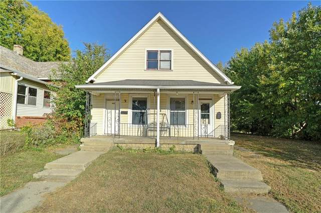 1405-1407 Linden Street, Indianapolis, IN 46203 (MLS #21761525) :: Heard Real Estate Team | eXp Realty, LLC