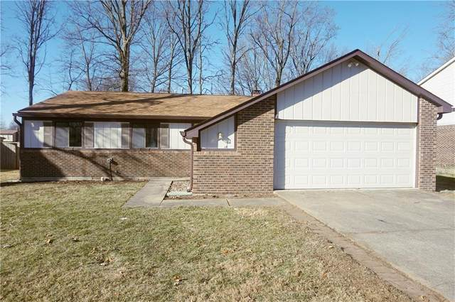 826 Kokomo Lane, Indianapolis, IN 46241 (MLS #21762528) :: Mike Price Realty Team - RE/MAX Centerstone