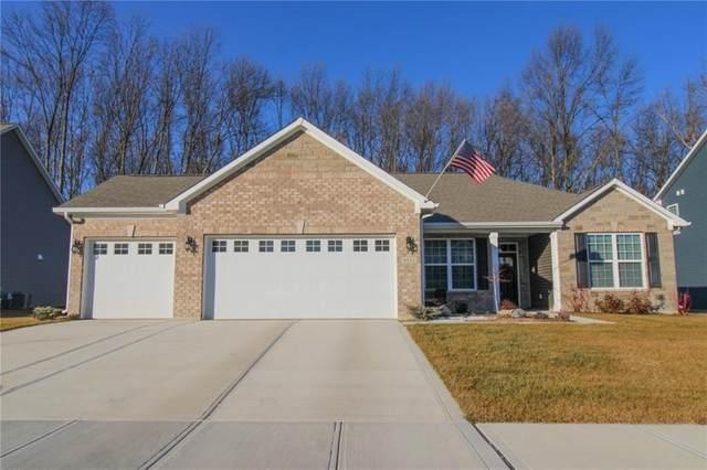 9322 Foudray Circle S, Avon, IN 46123 (MLS #21762544) :: Heard Real Estate Team | eXp Realty, LLC