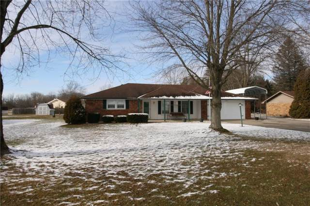 4287 N 200 E, Anderson, IN 46012 (MLS #21762545) :: Realty ONE Group Dream