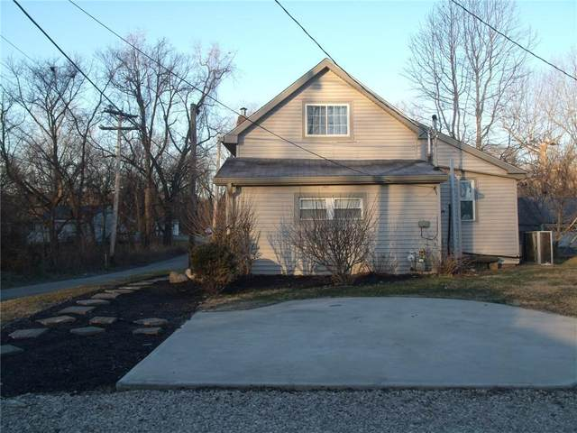 207 Short Street, Brooklyn, IN 46111 (MLS #21762564) :: Mike Price Realty Team - RE/MAX Centerstone