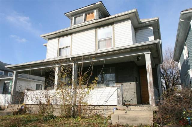 530 W 29th Street, Indianapolis, IN 46208 (MLS #21762574) :: Dean Wagner Realtors