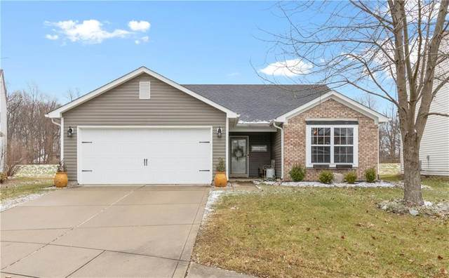 9803 Trail Drive, Avon, IN 46123 (MLS #21762576) :: The Evelo Team