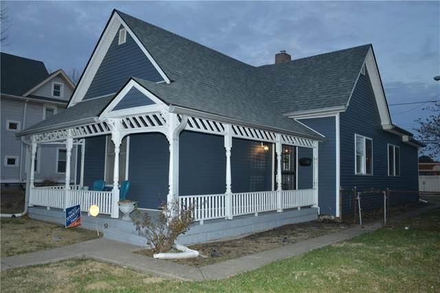 2407 N Kenwood Avenue, Indianapolis, IN 46208 (MLS #21762585) :: Ferris Property Group