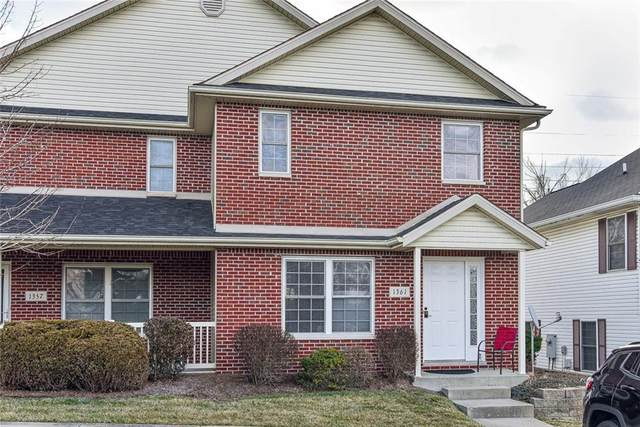 1361 S Stella Drive, Bloomington, IN 47401 (MLS #21762590) :: Mike Price Realty Team - RE/MAX Centerstone