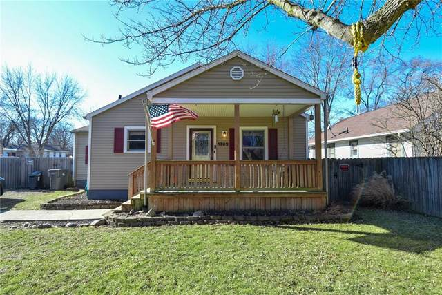 1762 S Irvington Avenue, Indianapolis, IN 46203 (MLS #21762591) :: Realty ONE Group Dream