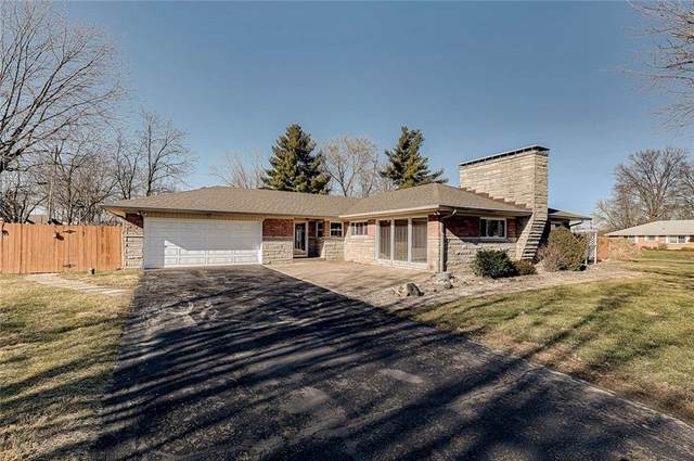 6316 Fairlane Drive, Indianapolis, IN 46259 (MLS #21762616) :: Mike Price Realty Team - RE/MAX Centerstone
