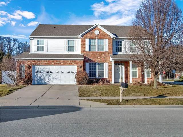 1046 Preakness Drive, Avon, IN 46123 (MLS #21762638) :: The Evelo Team