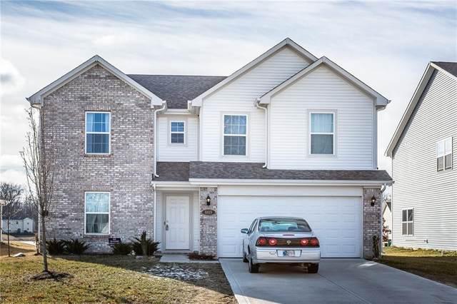 8819 Benjamin Lane, Avon, IN 46123 (MLS #21762649) :: Ferris Property Group