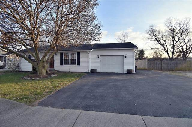 489 Prather Drive, Martinsville, IN 46151 (MLS #21762654) :: The Evelo Team